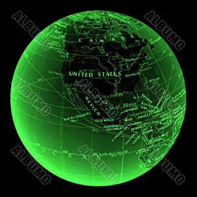 globe world usa