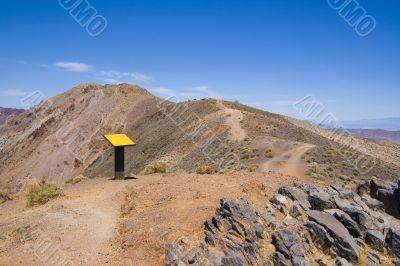 Death Valley in California