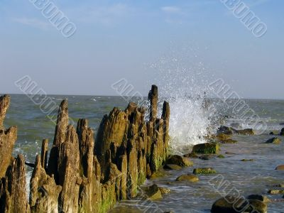 Old breakwater 2