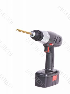 Isolated cordless drill