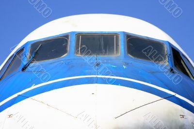 Cab control aircraft