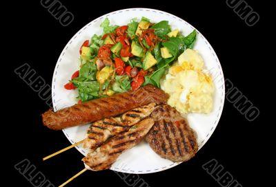 BBQ Lunch 1