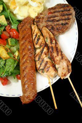BBQ Lunch 2