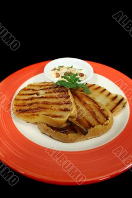 Chargrilled Pears 1