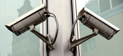 Security video camera
