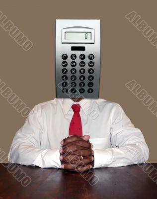 businessman - accountant