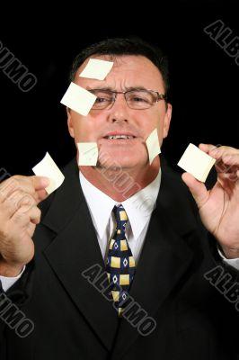 Post-It Note Salesman 1