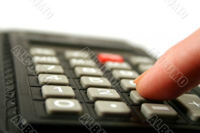 Calculator Keyboard