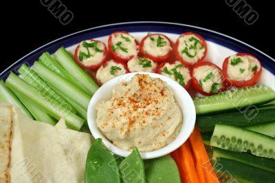 Healthy Entertaining Platter 3