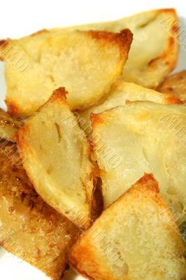 Oven Baked Potato Skins 2