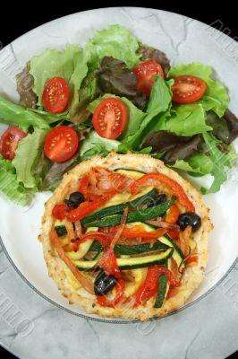 Vegetable And Ricotta Tart 2