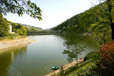 France river scenic