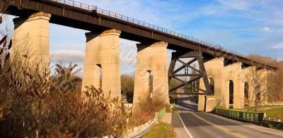 Railway Overpass