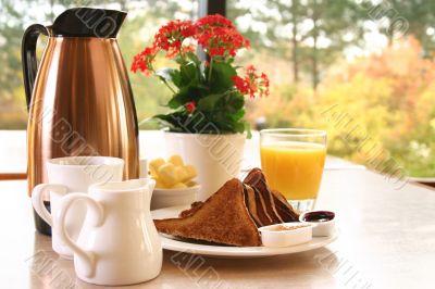 Breakfast Series - Power Breakfast