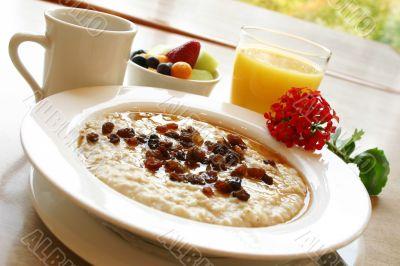 Breakfast Series - Oatmeal