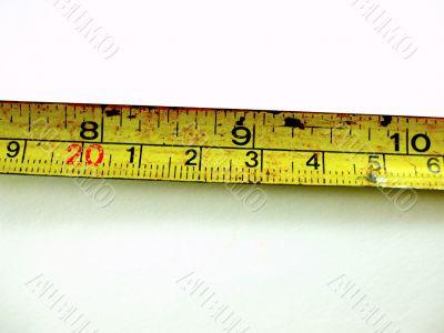 Well Used Tape Measure