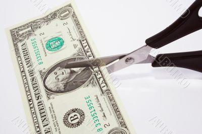 Dollar cutting