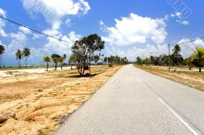 Coastal Village Road