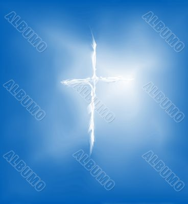 Cross of the Spirit in the Sky
