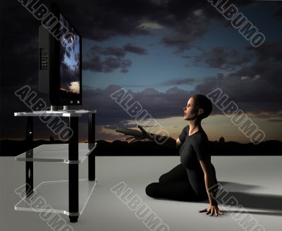 HDTV BigScreen Impact