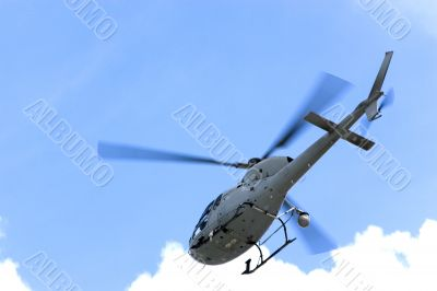 Television Helicopter