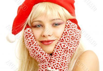 christmas girl #2