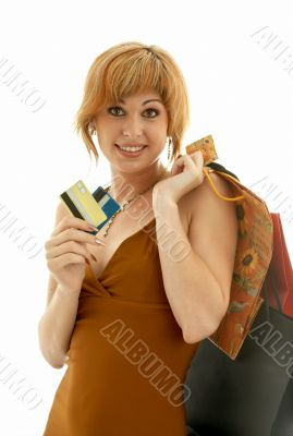 consumer girl