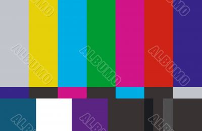 television test page