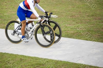 Unfair Advantage - Two Bicycles for One