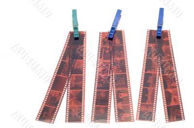 drying photographic film