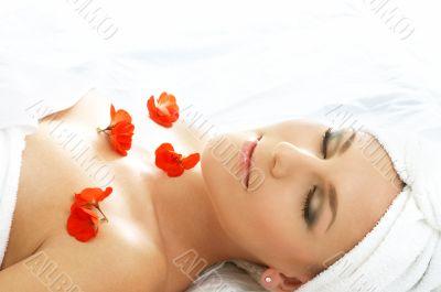 red petals spa #3