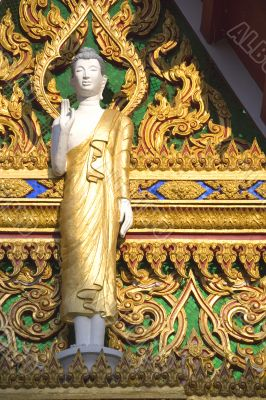 Thai Buddhist Temple Details