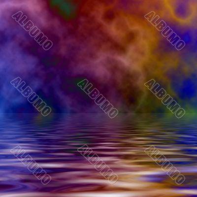 Psychedelic Ocean