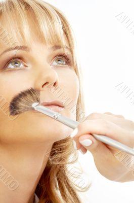 professional makeup art