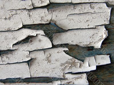 Structure of a material.