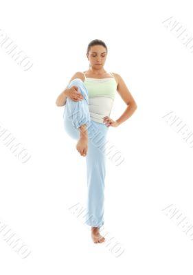 yoga standing #3