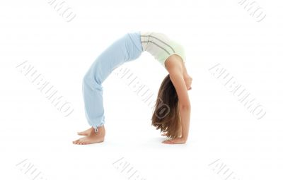 urdhva dhanurasana upward bow pose