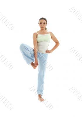 yoga standing