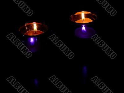Candle Illusion