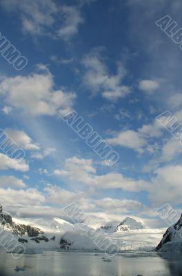 Twilight: Icy mountains