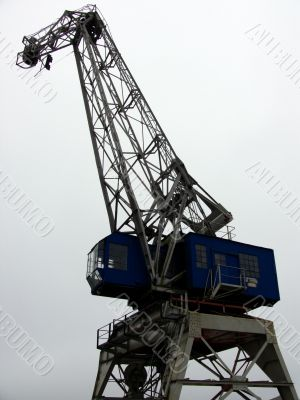 Heavy Industry Crane