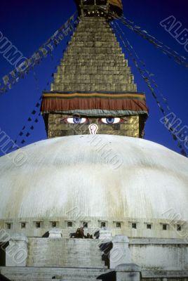 Eyes of Stupa