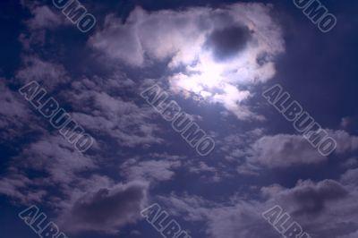 Night skyscape
