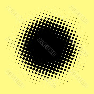 Spotty dot