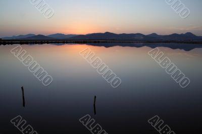 Zen Lake Meditation