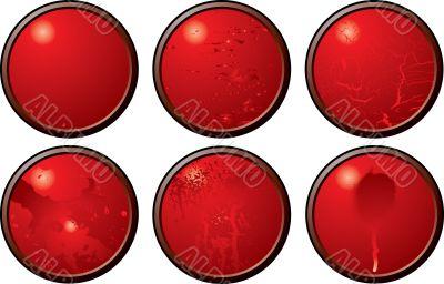 red button variation