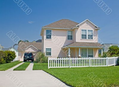 Florida cottage style home 4