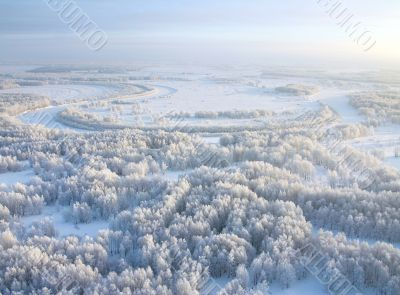 The Freezing day