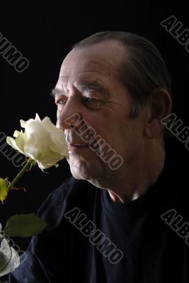 Gentleman and the rose