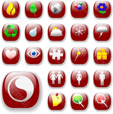 Signs&Symbols-Ruby Red